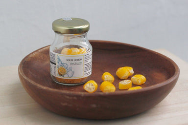 Sour Lemon Handmade Candies Sweets Sweet Enchantment