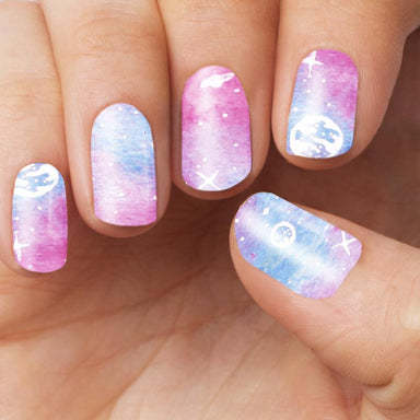 Space Nail Wrap Nail Wraps Personail