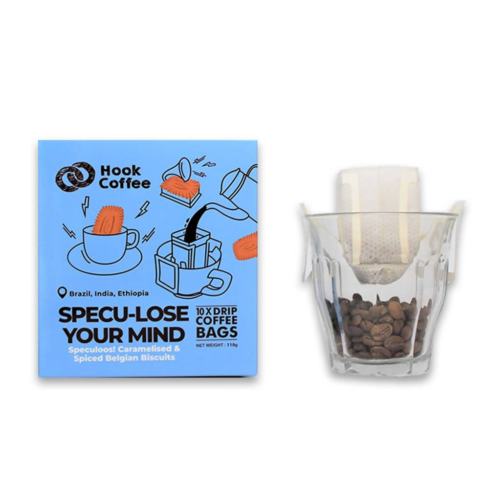 Specu-Lose Your Mind Hook Bags - Coffee - Hook Coffee - Naiise