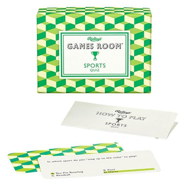 Sports Quiz Card Games RIDLEY