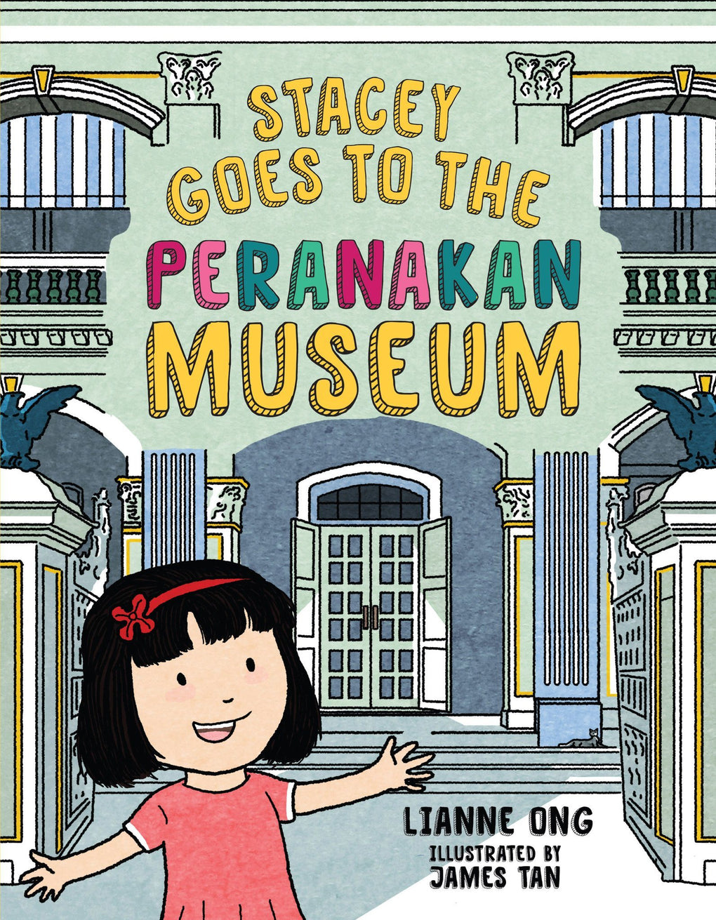 Stacey and The Museums (Children's Book Series) - 3-Part Series Local Children Books Lianne Ong
