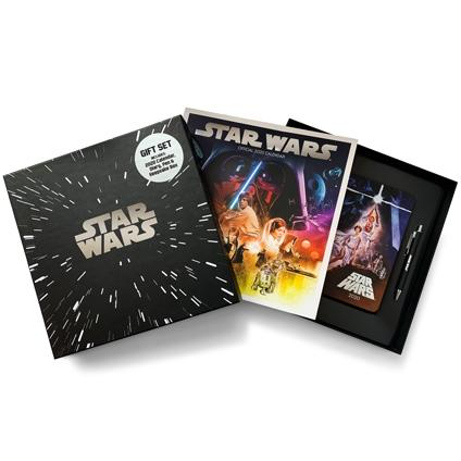 Star Wars 2020 Calendar Box Set Calendars Danilo