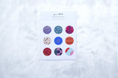 Sticker - Pattern (Curved) - Stickers - pencilled - Naiise