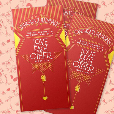 Still Love Each Other Red Packet - Naiise