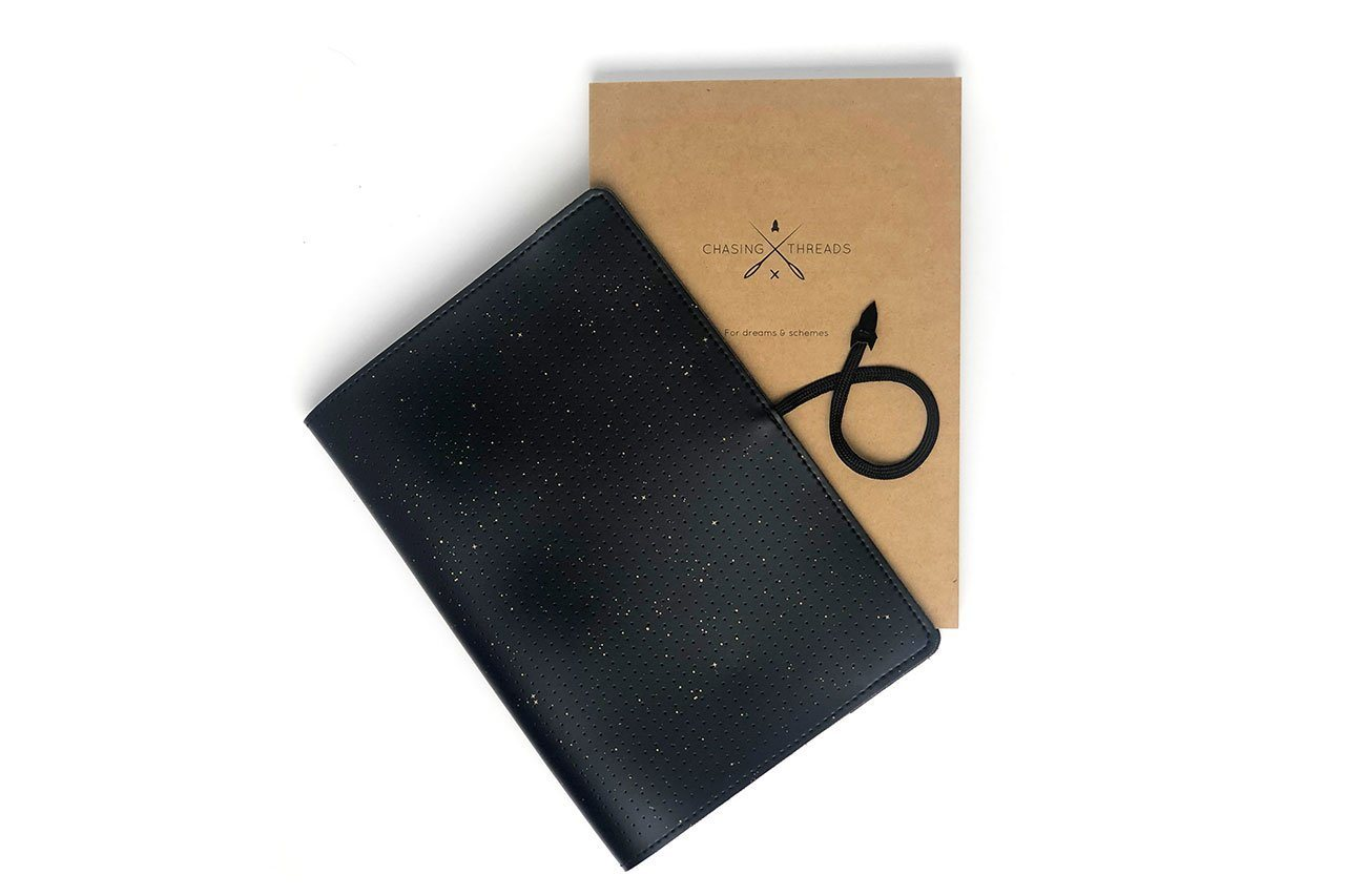 Stitch Your Star Sign Notebook Notebooks Chasing Threads