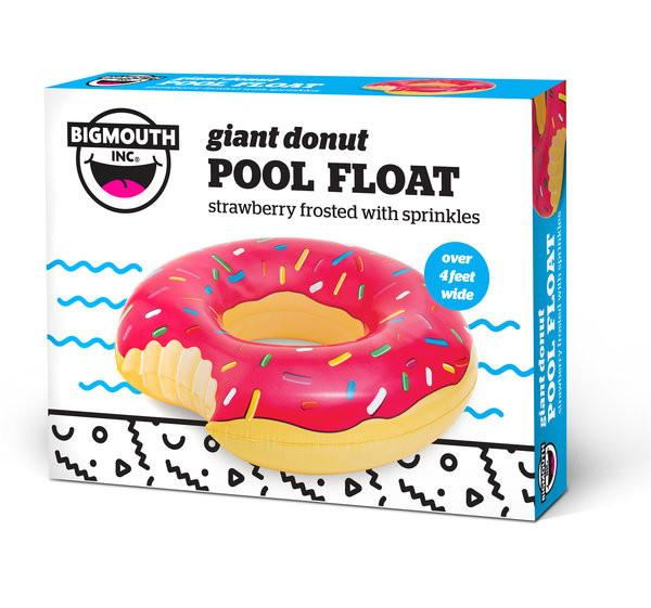 Strawberry Donut Float Floats BigMouth Inc