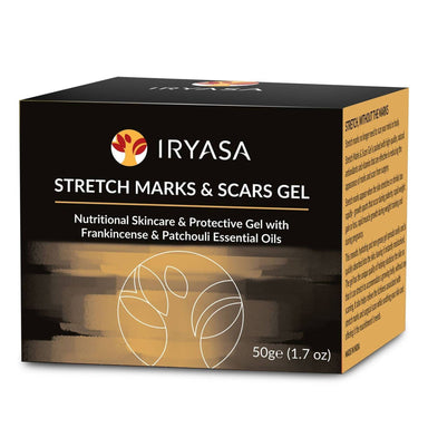 Stretch marks & Scars Gel - Body Lotions - Iryasa - Naiise