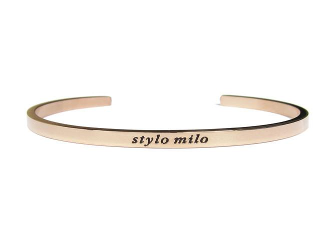 Stylo Milo Bracelet Local Jewellery LOVE SG
