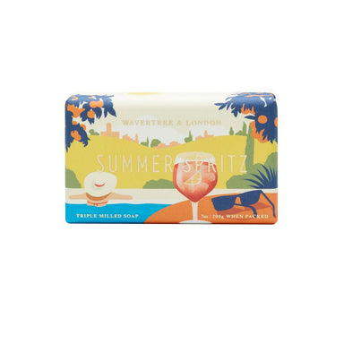 Summer Spritz Soap Bar Soaps Wavertree & London
