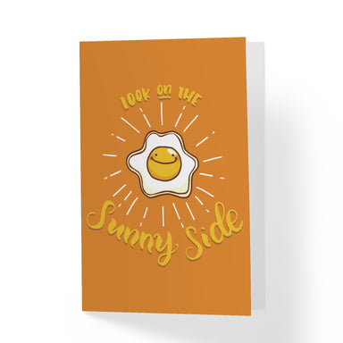 Sunny Side Greeting Card - Encouragement Cards - A Wild Exploration - Naiise