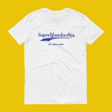 Super Yandaokia Crew Neck S-Sleeve T-shirt (Pre-Order) - Local T-shirts - Wet Tee Shirt - Naiise