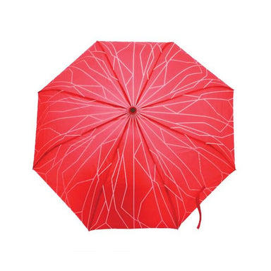 Supertree Foldable Umbrella Local Umbrellas Now&Then Red