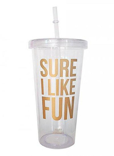 Sure I Like Fun Sippy Cup Cups Studio Stationery