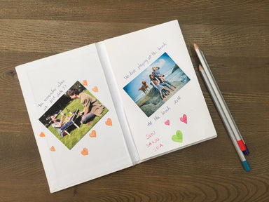 Sweet Birthday Photo Album - Photo Albums - Papermix - Naiise