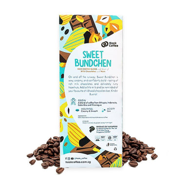 Sweet Bundchen Shot Pods Coffee Hook Coffee