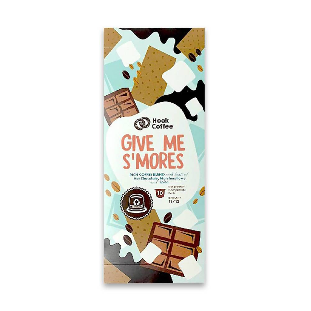 Sweet Bundchen x Give Me S'mores - Coffee - Hook Coffee - Naiise