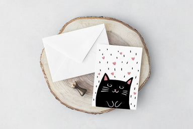 Sweet Cat Card Generic Greeting Cards YOUNIVERSE DESIGN