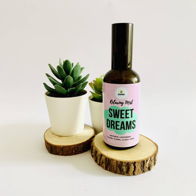 Sweet Dreams - Natural Wellness Spray - Essential Oils - Quinbi Co. - Naiise