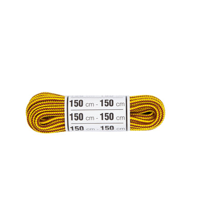 Hackson And Sons Boot Laces in a Pair 150cm (YELLOW BROWN) - Shoe Laces - Si Quattro - Naiise