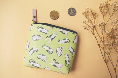 Syrup Cat Coin Bag - Coin pouches - hopnbounce - Naiise
