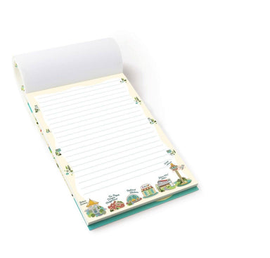 System Map Memo Pad - Local Notepads - Knackstop - Naiise