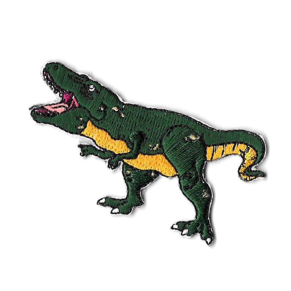 T-rex Sticker Patch - Iron On Patches - Pew Pew Patches - Naiise