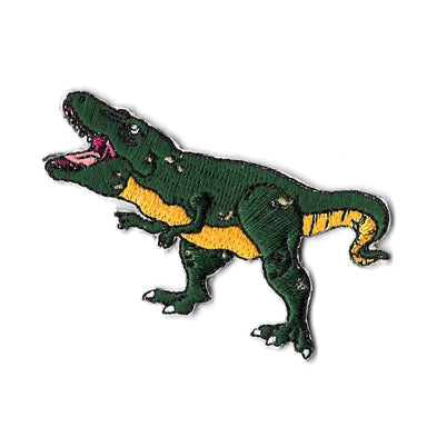 T-rex Sticker Patch Iron On Patches Pew Pew Patches
