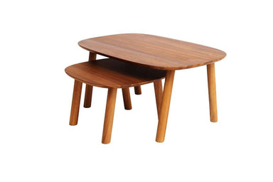 NEST Table Set Tables Scanteak NEST Table Set