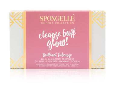 Shimmer Gift Set | Brilliant Tuberose - Beauty Gift Sets - Spongellé - Naiise
