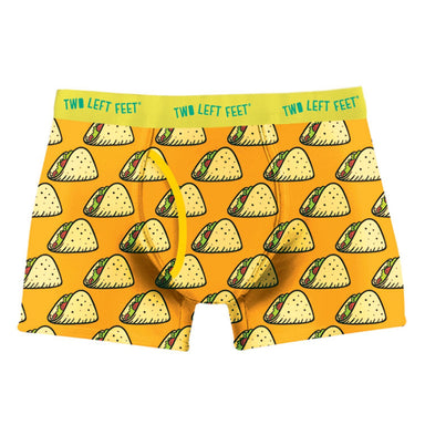 Taco Tuesday Men's Trunk Underwear Two Left Feet