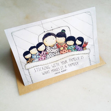 TDGHS Greeting Card - Together Generic Greeting Cards TDGHS