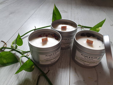 Bundle of 3 Soywax Candle (6 oz each) - Scented Candles - Alletsoap - Naiise