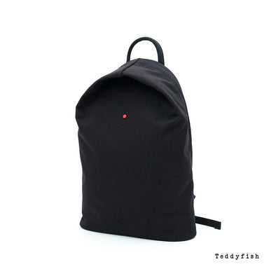 Teddyfish Backpack Backpacks Teddyfish Black