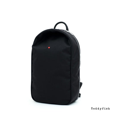 Teddyfish Office Backpack Backpacks Teddyfish Black