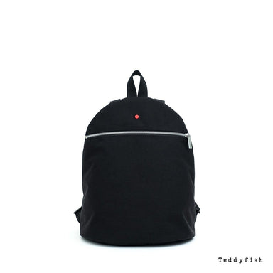Teddyfish Small Backpack Backpacks Teddyfish Black