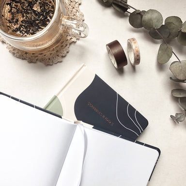 Terra Collection | B6 Matte Blank Notebook - Notebooks - Papercranes Design - Naiise