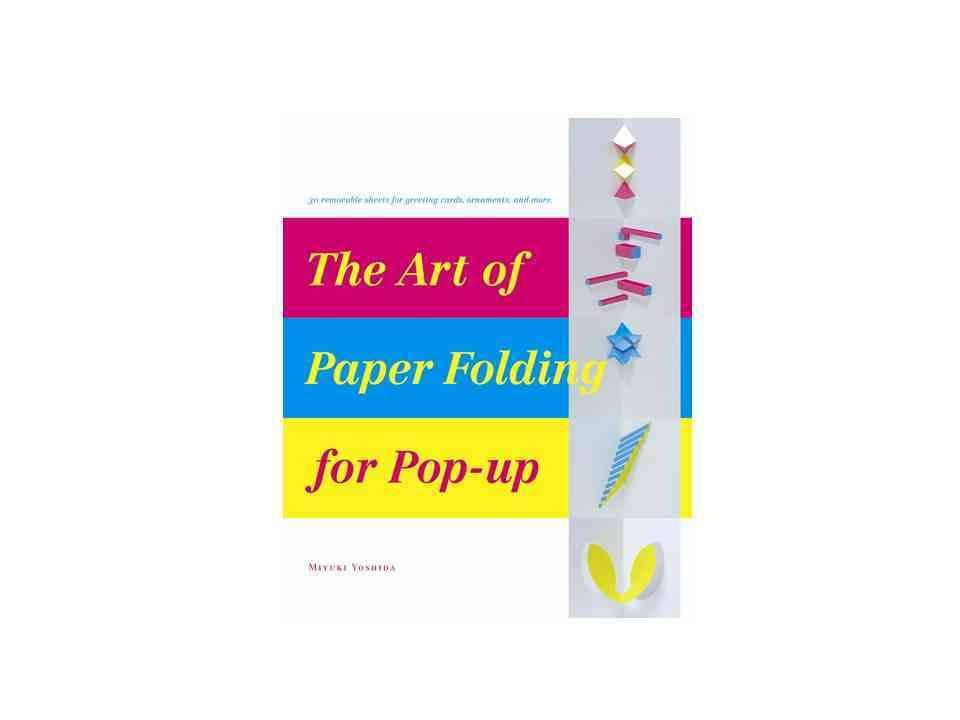 The Art of Paper Folding for Pop-up - Books - Tan Yang International - Naiise