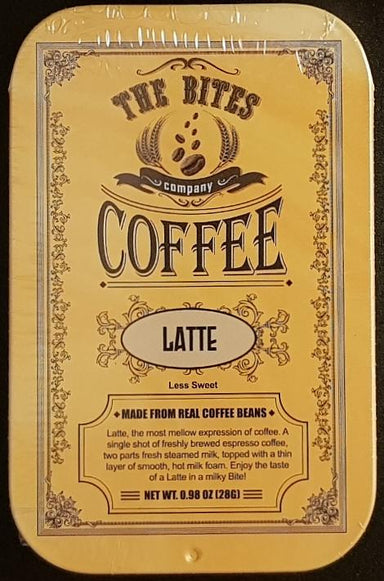 The Coffee Bites - Latte - Sweets - The Bites Company - Naiise