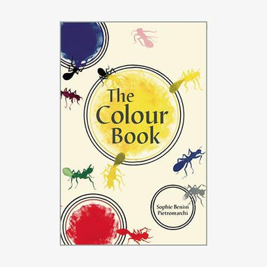 The Colour Book Books Tan Yang International
