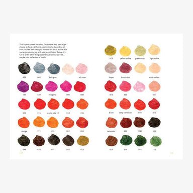 The Colour Book - Books - Tan Yang International - Naiise