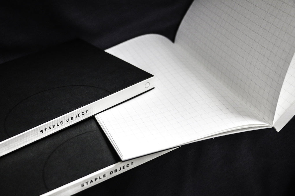 The Flip Book - Dot/Dot Notebooks Staple Object