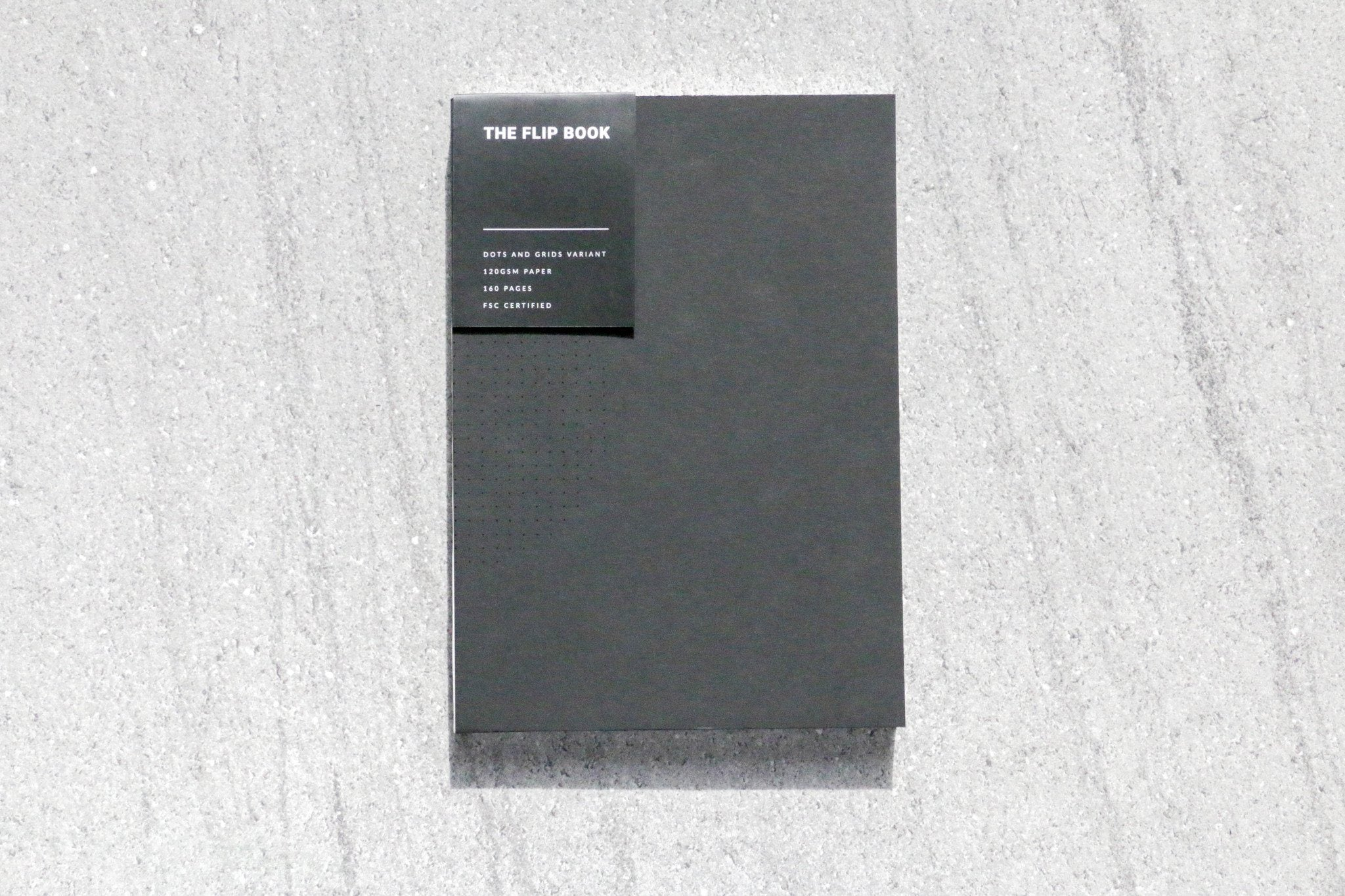 The Flip Book - Grid/Dot Notebooks Staple Object