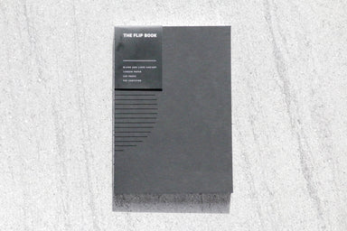 The Flip Book - Lined/Blank - Notebooks - Staple Object - Naiise