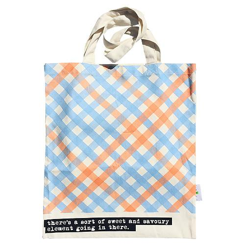 The Foodie Tote Bag Tote Bags B-Diff