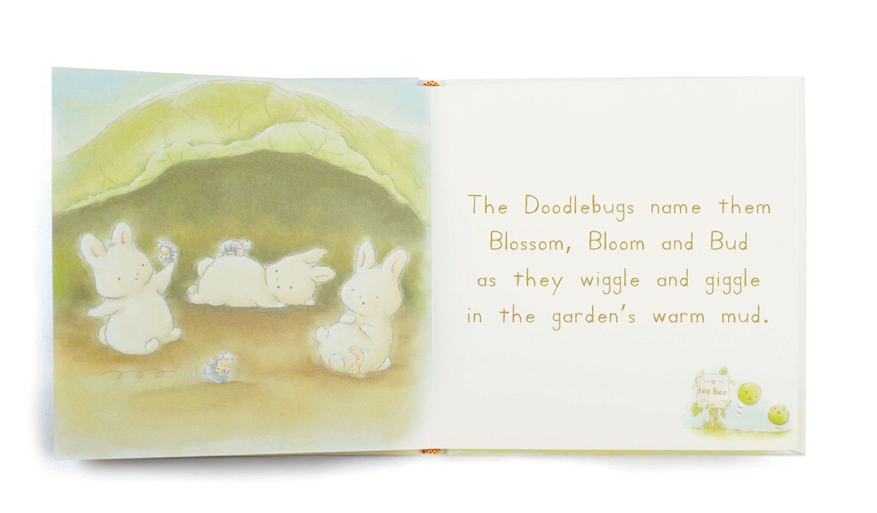 """The Garden Welcomes"" Book - Stuffed Toys - Bunnies By The Bay - Naiise"
