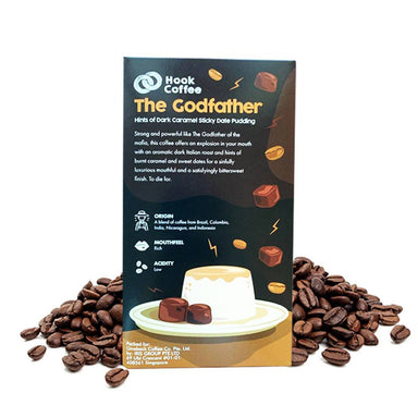The Godfather Capsules Coffee Hook Coffee