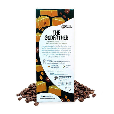 The Godfather Shot Pods Coffee Hook Coffee