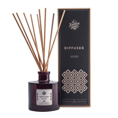 The Handmade Soap Company - Bergamot and Eucalyptus 'Art Deco' - Diffusers - A GOOD POTION COMPANY - Naiise