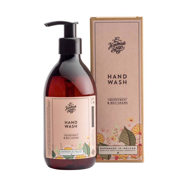 The Handmade Soap Company - Grapefruit & May Chang Handwash Hand Washes A GOOD POTION COMPANY