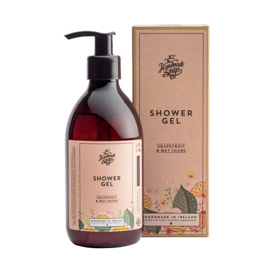 The Handmade Soap Company - Grapefruit & May Chang Shower Gel Shower Gel A GOOD POTION COMPANY